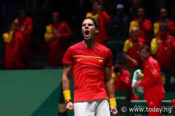 Rafael Nadal renews call for ATP Cup and Davis Cup to merge