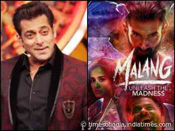 Salman reviews Aditya, Disha's Malang trailer