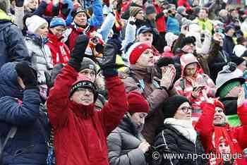 Impressionen vom Biathlon-Weltcup in Oberhof