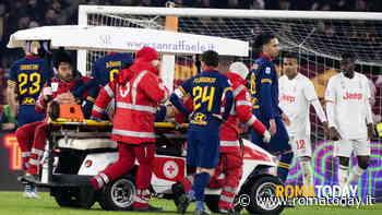 Roma-Juventus 1-2: i bianconeri la risolvono in 10', Perotti non basta. Zaniolo out, crociato rotto
