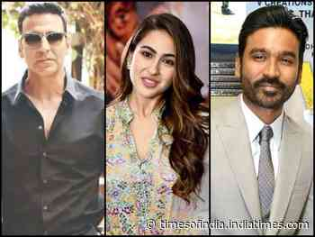 Akki, Sara & Dhanush to unite for a film?