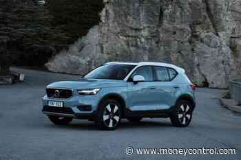 Volvo to launch its first electric vehicle in India in 3 years
