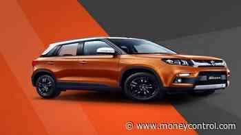 Maruti Suzuki Vitara Brezza crosses 5 lakh sales milestone