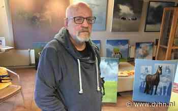 Kunstschilder Sjouke Heins (76) actief in Aduarderzijl met hart voor Afrika