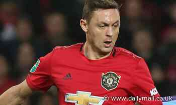 Manchester United 'could be forced to give Nemanja Matic new deal'