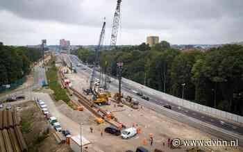Sloopwerkzaamheden van start voor aanleg tunnel zuidelijke ringweg (lees hier waar en wanneer dit overlast kan geven)