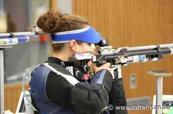 Coburger Schützin Nikola Mazurova knackt die 400