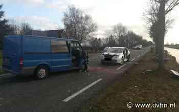 Twee gewonden bij botsing in Barger-Compascuum