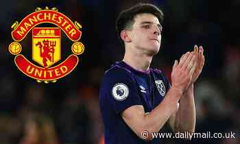 Ole Gunnar Solskjaer sends personal scout to watch Declan Rice in action against Sheffield United
