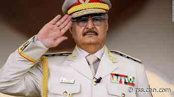 Libya's renegade general declares ceasefire, ending nine-month attack on capital