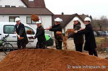 Sozialer Wohnungsbau in Röttenbach beginnt