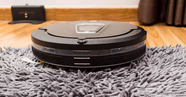 iRobot, l'aspirapolvere robot del futuro guadagnerà due braccia per pulire meglio