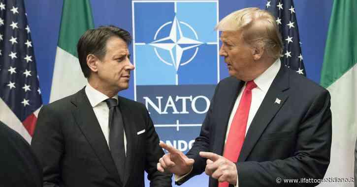 Caro 'Giuseppi', sull'Iran sganciati da Trump e stupiscici ancora. Fallo per l'Italia