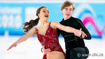 Canadian figure skaters motivated by 'valuable' Youth Olympic experience