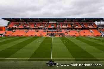 Lorient - Caen : Les équipes au coup d'envoi