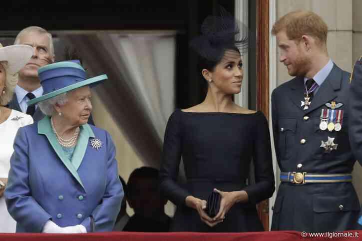 La Regina ha tolto ai Sussex il titolo nobiliare?