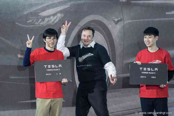 Elon Musk says Tesla cars will soon be able to talk