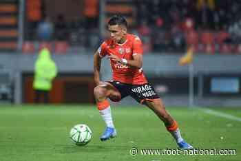 Lorient - Caen : Buts et résumé du match