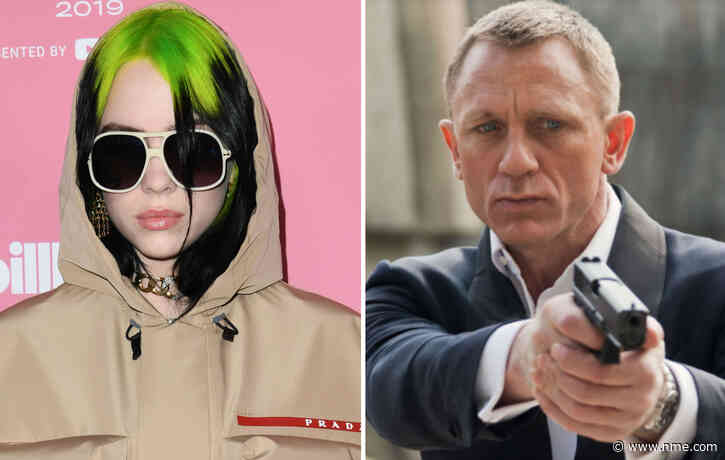 'No Time To Die': Billie Eilish fans react as singer is linked with latest James Bond song