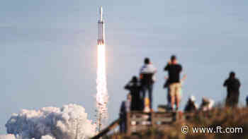 Private sector in outer space ahead of international law