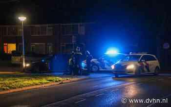 Automobilist in Oude Pekela gearresteerd na wilde achtervolging door politieauto's