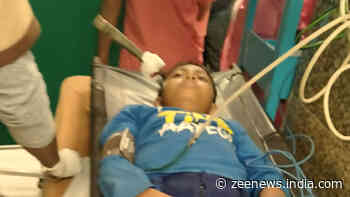 West Bengal: Boy with javelin injury to head, successfully operated on