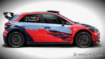 Veiby and Gryazin join Hyundai in WRC 2
