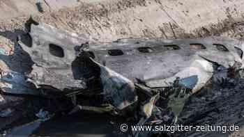 176 unschuldige Opfer: Verhaftungen nach Flugzeugabschuss im Iran