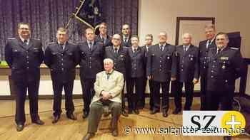 Bortfelder Feuerwehr ehrt langjährige Mitglieder
