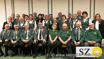 Schützenverein Zweidorf ehrt langjährige Mitglieder