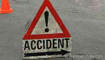 Tamil Nadu: 10 injured in a pile-up on Chennai-Bengaluru Highway