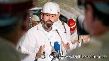 """Minister Lies: """"Kein Zweifel an Rückholung des Asse-Mülls"""""""