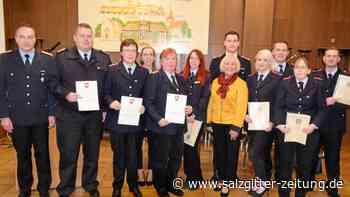 Feuerwehr Wolsdorf rückt zu 32 Einsätzen aus
