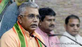 Shoot them like dogs: Dilip Ghosh booked over remarks against CAA protesters