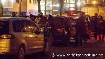 Aktion in vier Bundesländern: Razzia gegen mutmaßliche Islamisten - Synagoge ausgespäht