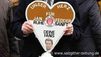 Feier im Michel: Hamburg nimmt Abschied von Jan Fedder