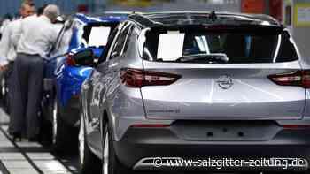Druck durch Fusion mit Fiat: Opel schrumpft deutsche Werke weiter