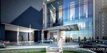 Crowne Plaza Dubai Marina Hotel Opens