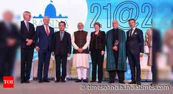Raisina Dialogue: World leaders discuss challenges like US-Iran tensions, climate change
