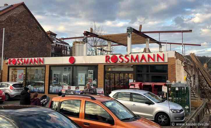 Rossmann-Filiale soll ausgebaut werden