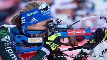 Nach Zwangspause: Biathlon-Weltcup in Ruhpolding: Preuß wieder gesund