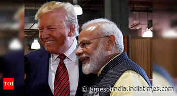 India visit to salvage Donald Trump's foreign policy legacy?