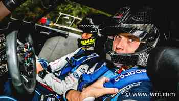 Tidemand signs up for WRC 2 in Sweden