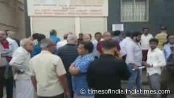 RBI imposes curbs on Bengaluru co-operative bank