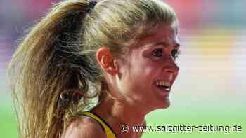 Ausnahmeläuferin: Klosterhalfen bestreitet Olympia-Vorbereitung bei US-Coach