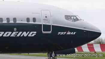 Negative Jahresbilanz: 737-Max-Krise brockt Boeing Auftragsminus ein