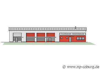 Ein neues Haus für Mittelbergs Feuerwehr