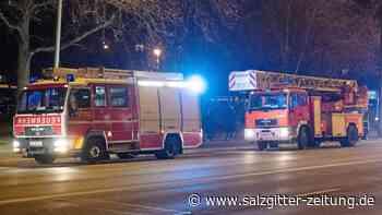 Feuer in Mehrfamilienhaus in Fümmelse ist gelöscht