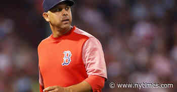 Alex Cora Helped the Astros Cheat. Will He Face Similar Penalties?