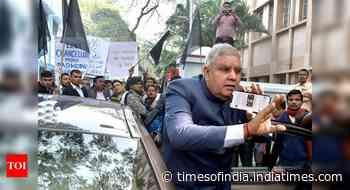 Arjun's arrows had N-power, says Bengal guv at science fair